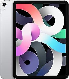 2020 Apple iPadAir (10.9-inch, Wi-Fi, 64GB) - Silver (4th Generation)