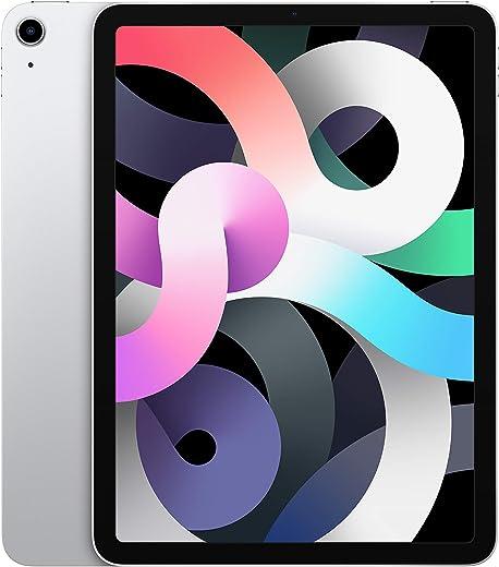 New Apple iPadAir (10.9-inch, Wi-Fi, 64GB) - Silver (Latest Model, 4th Generation)