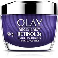 Olay Regenerist Retinol 24 Night Moisturiser Fragrance-Free, 50 grams