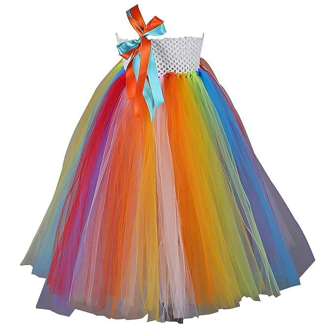 Amazon.com: AQTOPS - Disfraz de arco iris para bebé: Clothing