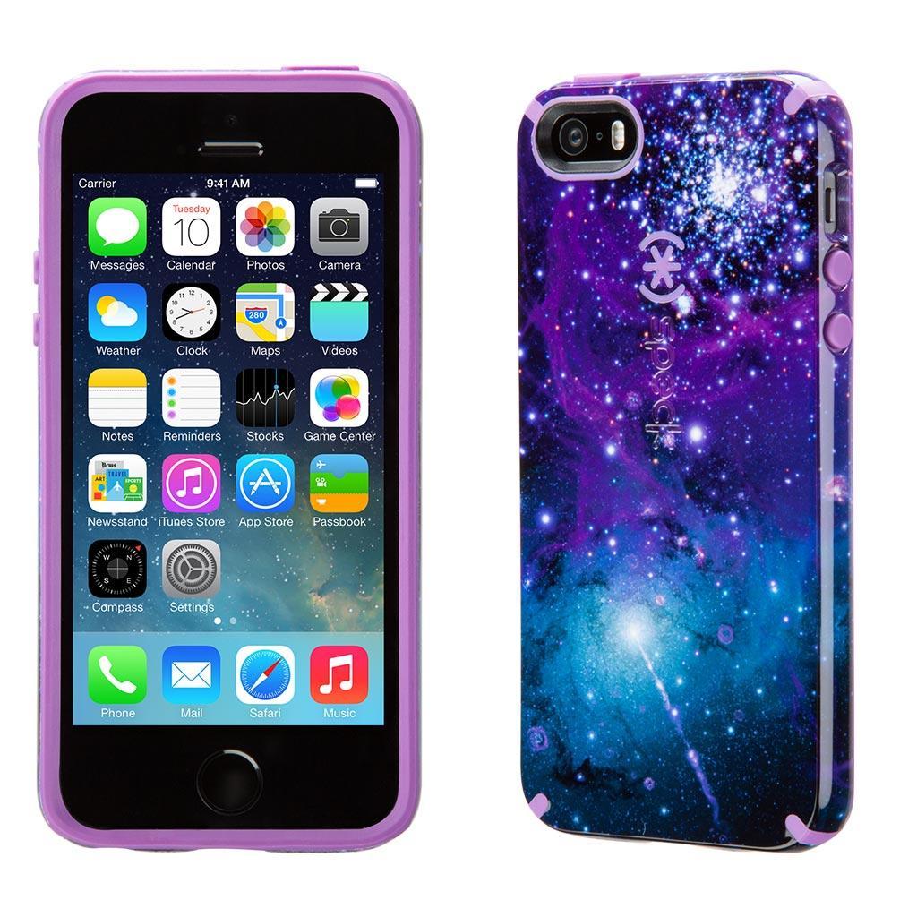 Speck Products CandyShell Schutzhülle für iPhone SE, 5