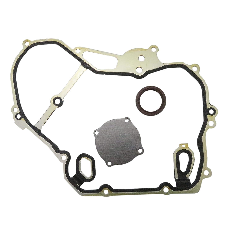 Timing Cover Gasket Set Fits 00-11 Chevrolet Saab TCS46041 JV5068 9-3X 2.0L-2.4L L4 DOHC 16v