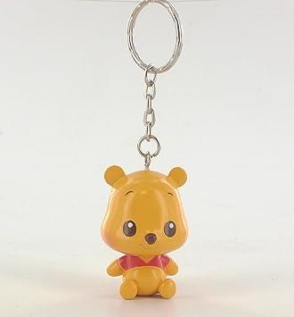 Llavero Figura Baby Disney Winnie Pooh: Amazon.es: Juguetes ...