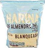 Harina de Almendra Sin Gluten 1.36 kg Harina de Almendra Keto, Harina de Almendra sin carbohidratos, harina de almendra…