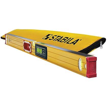 Stabila 36548 electrónico (121,9 cm) polvo y impermeable IP65 Tech nivel con