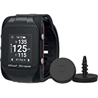 Shot Scope Unisex Golf GPS Watch and Automated Performance Tracking System