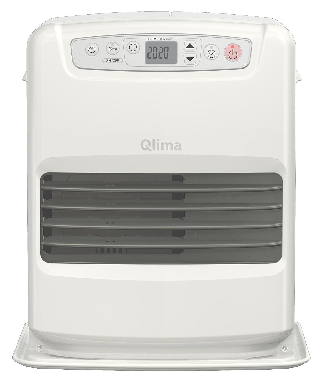 Qlima R23C2 - Estufa de petróleo eléctrica, 2.800 W, blanco: Amazon.es: Bricolaje y herramientas