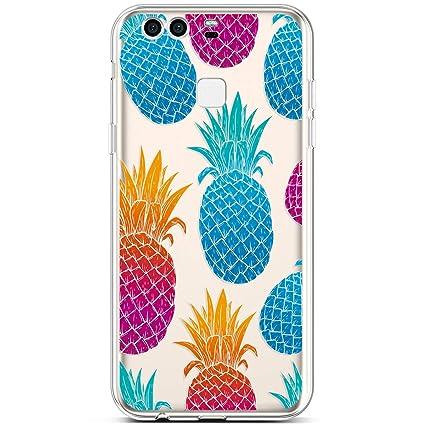 coque huawei p9 ananas