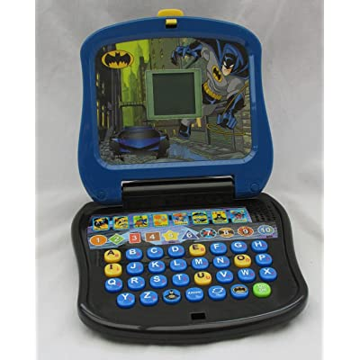 Batman Learning Laptop for Kids Oregon Scientific Laptop: Toys & Games