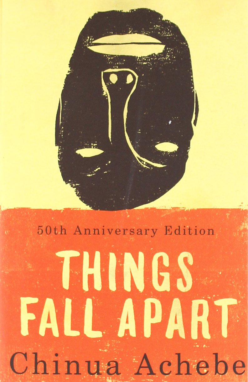 amazon com things fall apart 9780385474542 chinua achebe books