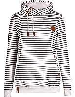 ELFIN® Femme Hiver Manteau Veste à Capuche Hoodie Sport Sweat shirt Casual Sweatshirt Jumper Sport Hauts Tops Pullover Blouse