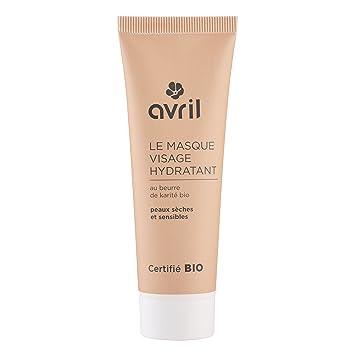 masque hydratant visage peau sensible