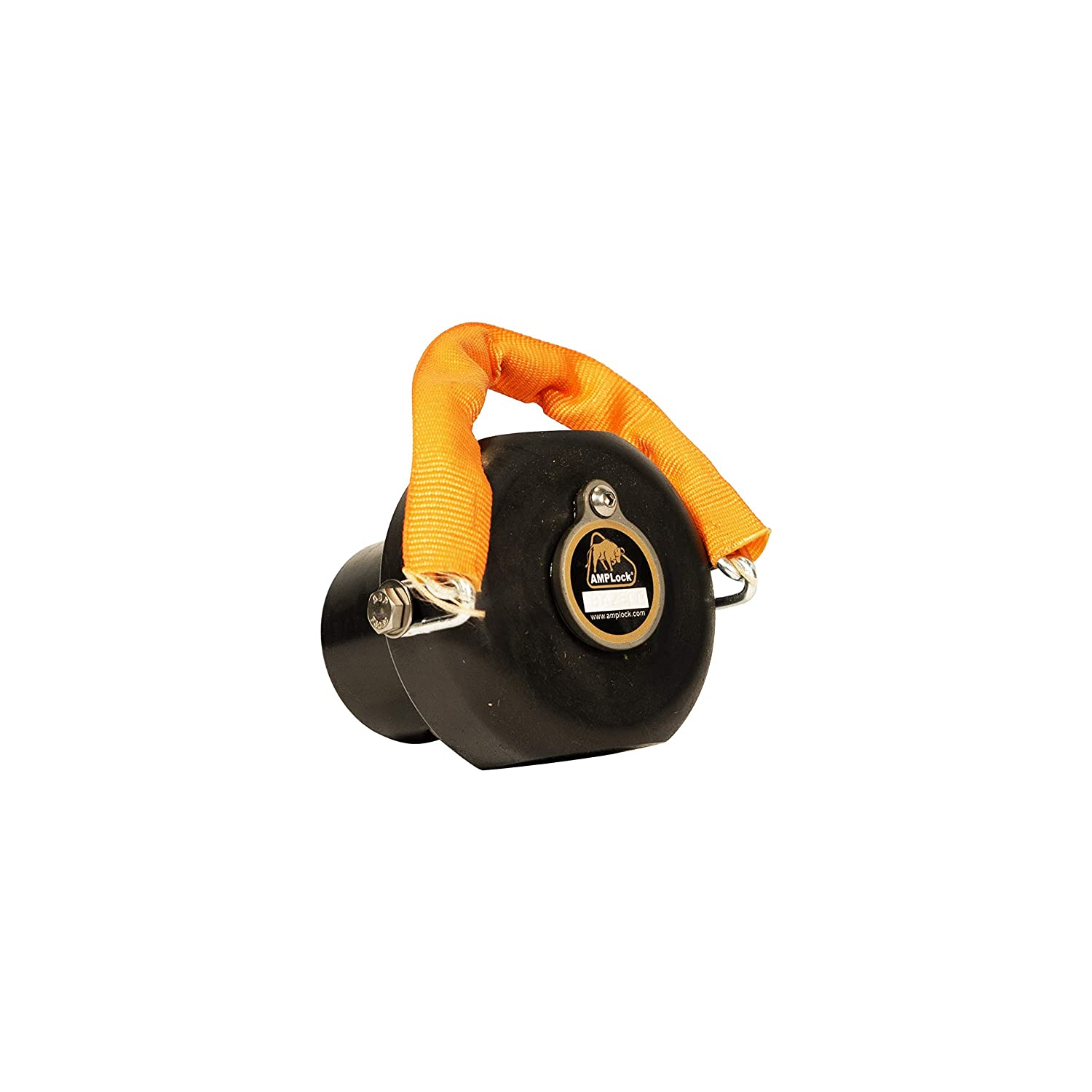 AMPLOCK U-BA212 Trailer Lunette Ring Lock for 2 1//2 inches Ring