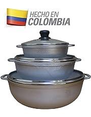 IMUSA Traditional Colombian Natural Caldero