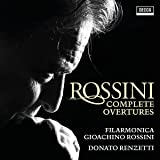 Rossini Complete Overtures