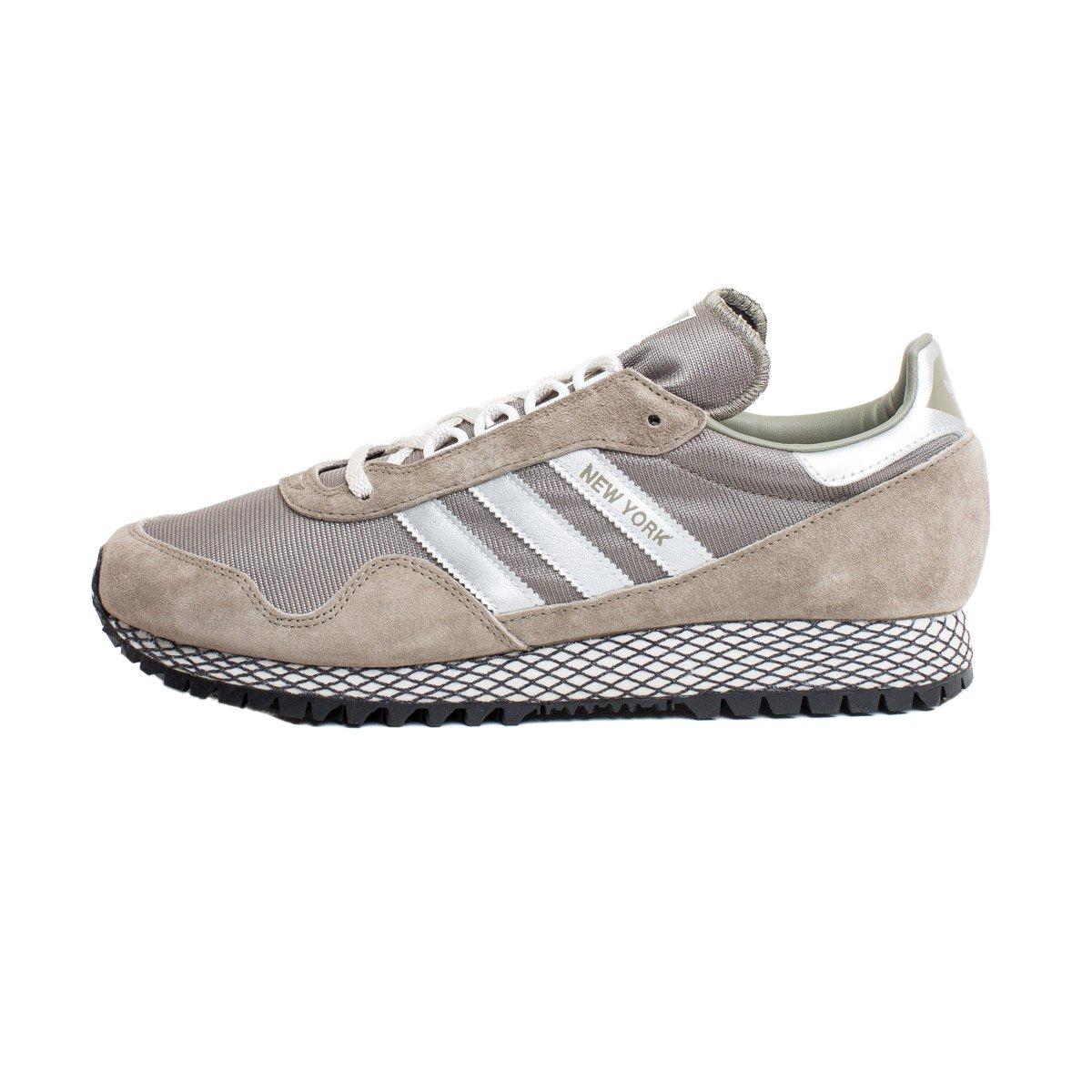 adidas New York BY9338 Herren Turnschuhe UK 7: