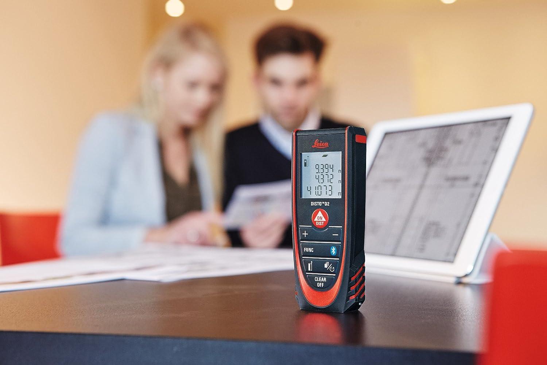 Leica Entfernungsmesser Disto D2 New Bluetooth Test : Leica geosystems disto d new laser distance meter with