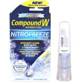 Compound W Nitrofreeze Wart Removal System   Non-Prescription Nitrous Oxide Wart Treatment   1 Pen and 5 Replaceable Tips