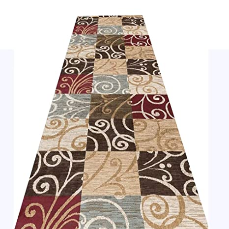 Amazon Com Xu Feng Carpet Runner For Hallway Washable