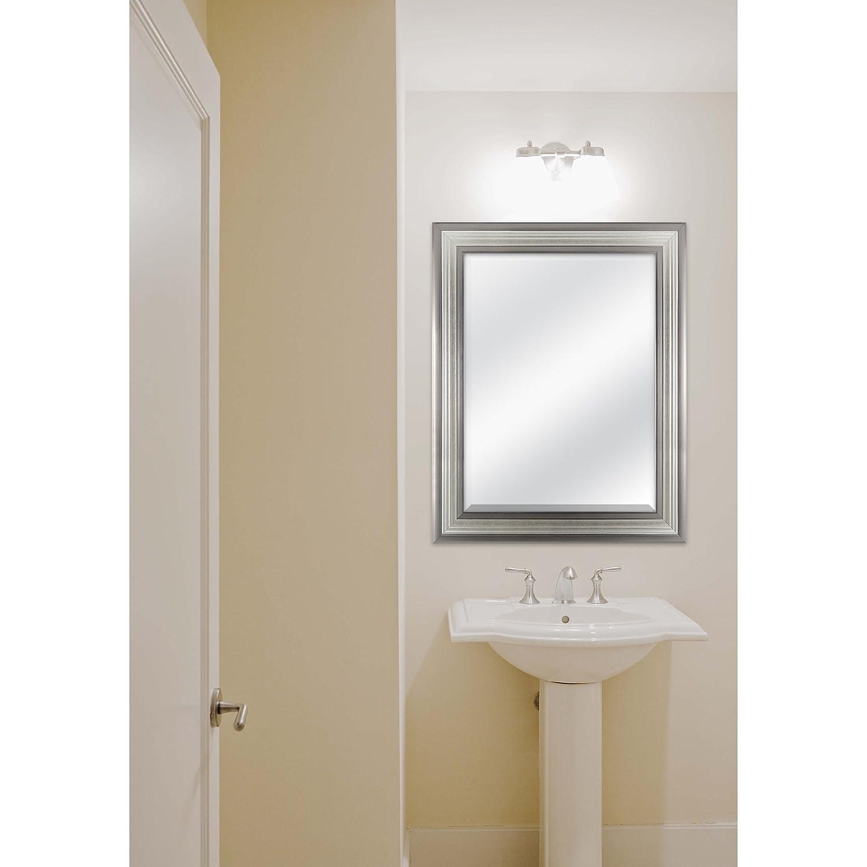 Amazon.com: MCS 18x24 Inch Ridged Mirror, 23x29 Inch Overall Size ...