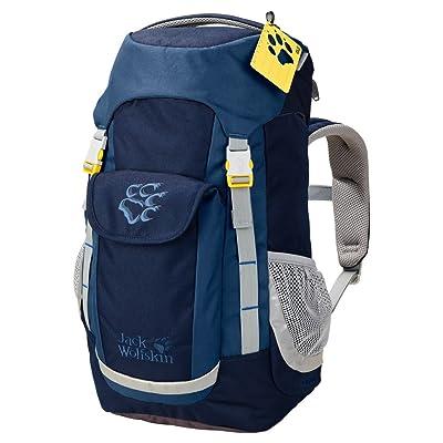 cf56306d21e on sale Jack Wolfskin Explorer Kids Backpack. Comfortably Padded Shoulder  Straps ...