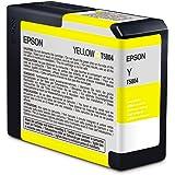 Epson T5804 Cartouche d'encre d'origine 1 x jaune