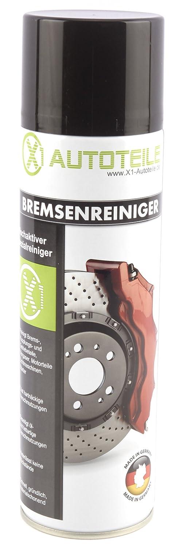 1 Dose - X1 Bremsenreiniger / Entfetter 500ml / 0, 5L Sprü hdose / Hochaktiver Spezialreiniger X1-Autoteile