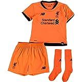 Liverpool FC 17/18 3rd Mini Kids Football Kit