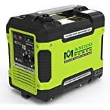Amico Power 2000 Watt 2KW Portable Inverter Generator Mobile New CARB Compliant