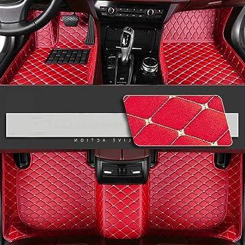 8X-SPEED Tappetini Auto su Misura in Pelle per BMW Serie 4 F32 F33