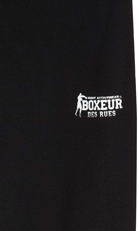 BOXEUR DES RUES BXT-1337 Pantalones de Chandal básicos, Hombre ...