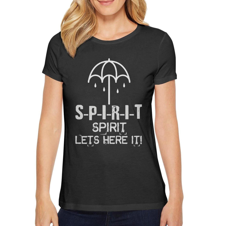 Women's t Shirts Custom Musically Short Sleeve Cotton t-Shirts