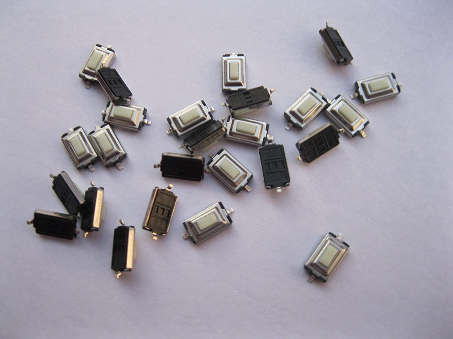 50 Pcs 3x6x25mm Momentary Tact Smd Smt Pushbutton Micro Details About Latching Push Button Switch Rectangular Dc 2 Pin Skywalking Home Improvement