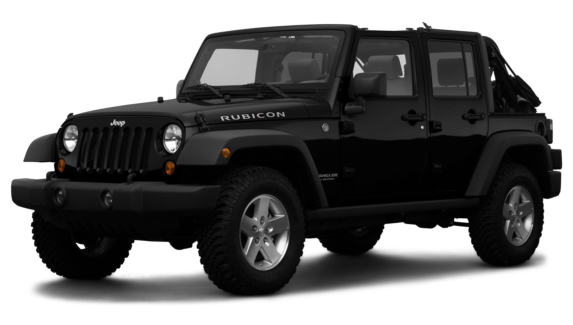 ... Manual Transmission, 2009 Jeep Wrangler Rubicon, 4-Wheel Drive 4-Door