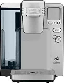 Cuisinart SS-700 Single Serve Brewing System, Silver DISCONTINUED BY MANUFACTURER