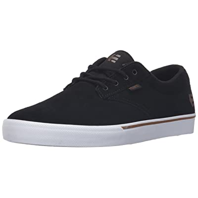 Chaussure Etnies FA16 Jameson Vulc Noir-Blanc-Gum, BLACK/WHITE/GUM, 45 EU