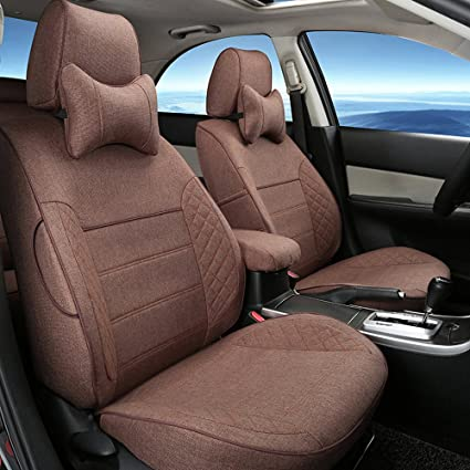 Amazon Com Autodecorun Custom Fit Flax Car Seat Covers For Lexus