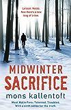 Midwinter Sacrifice (Malin Fors series Book 1) (English Edition)
