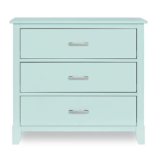 Dream on Me Universal 3 Drawers Chest | Kids Bedroom Dresser | Three Drawers Dresser Mid Century Modern