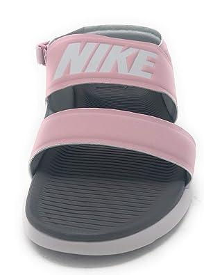 4df4832b4 Amazon.com   Nike Women's Tanjun Sandals, Plum Chalk/Vast Grey/Gunsmoke    Shoes
