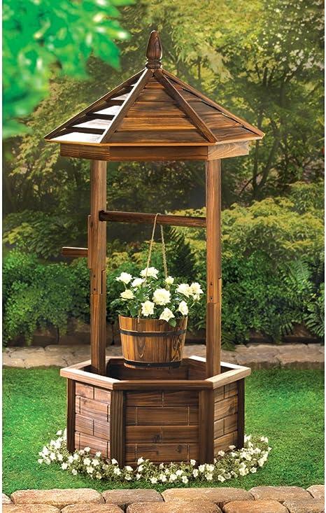 Jardín Macetas Plantas Soporte de madera Home decorativo para esquina Adorno Planta Decoración para el hogar: Amazon.es: Jardín