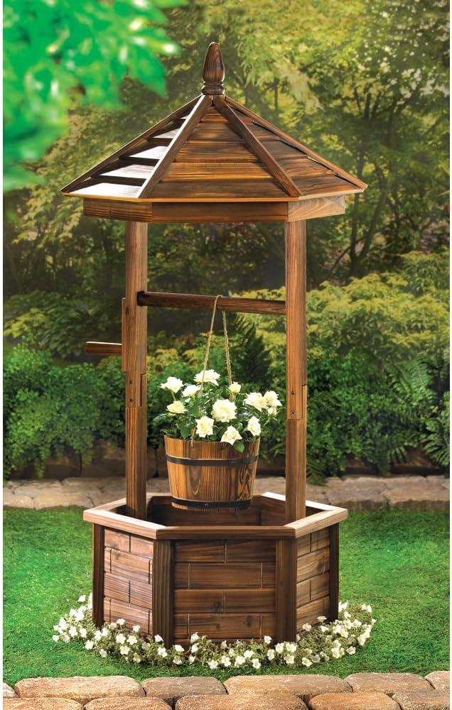 Jardín Macetas Plantas Soporte de madera Home decorativo para ...