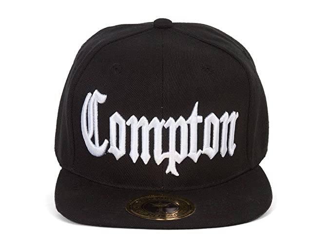 d176639d5f8 Image Unavailable. Image not available for. Color  Gravity Compton  California Front and Back Embroidered Snapback Hat
