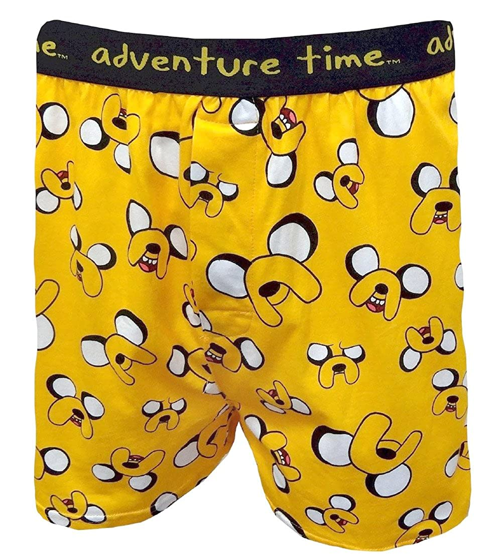 Adventure Time Jake the Dog Cotton Boxers for men (Small) CN000495S