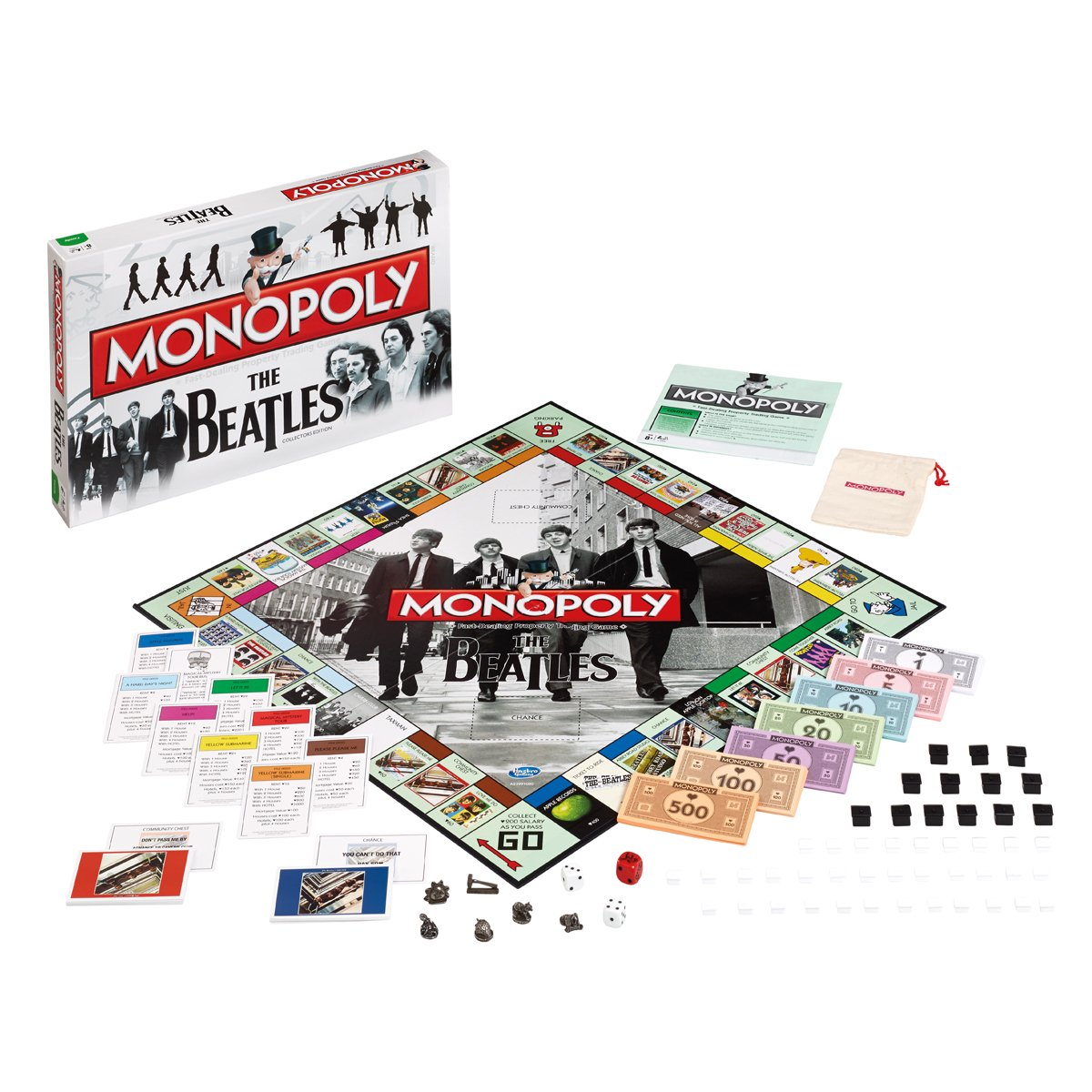 Monopoly The Beatles: Amazon.es: Libros en idiomas extranjeros