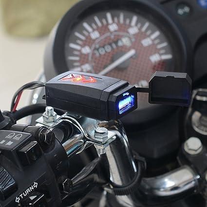 Amazon.com: Quaanti Waterproof Motorcycle Cell Phone ...