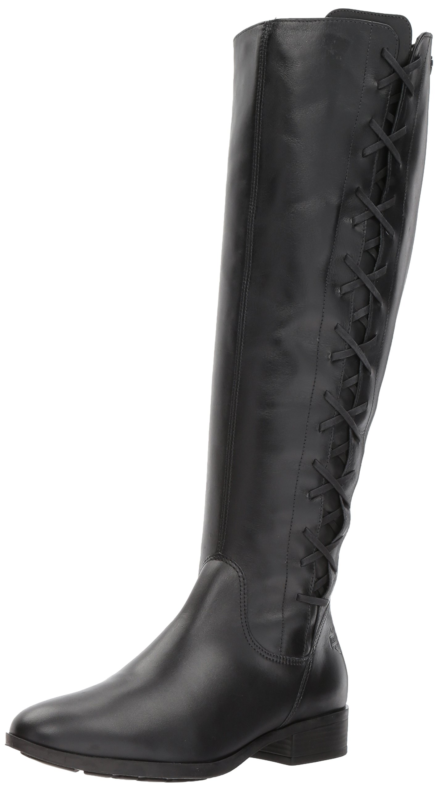 Harley-Davidson Women's Carrwood Work Boot, Black, 6.5 M US