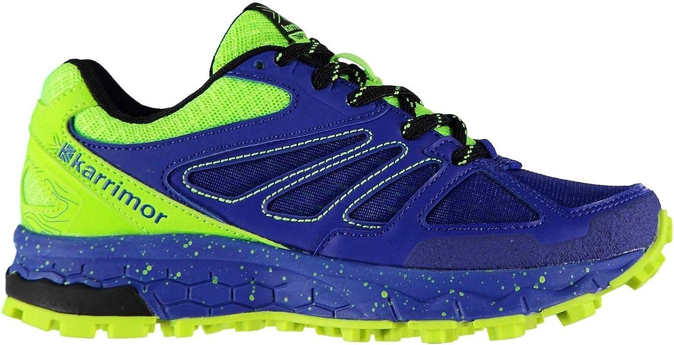 Karrimor Niños Tempo 5 Zapatillas Deportivas De Running: Amazon.es: Zapatos y complementos