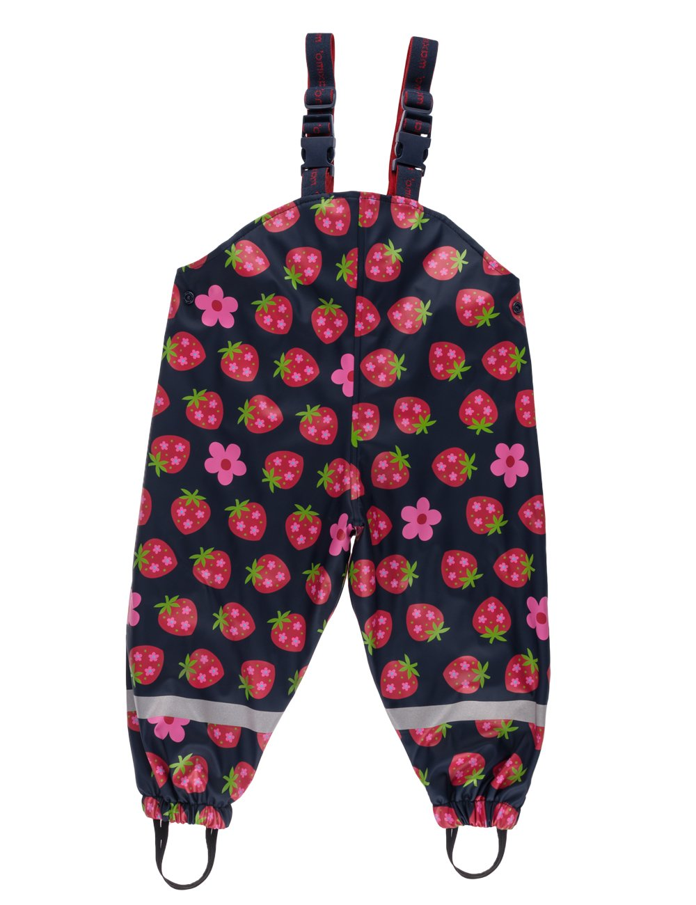 MaxiMo Regenhose Erdbeere, Jerseyfutter, Pantaloni impermeabili per bambine e ragazze 56203-735900