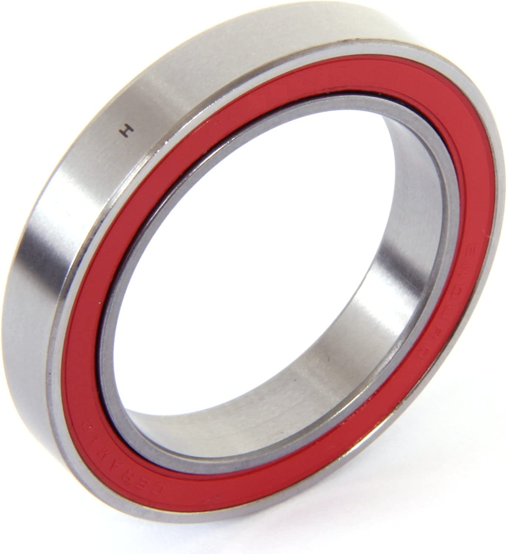 Enduro Hybrid ceramic Cartridge bearing 6806 2RS 30X42X7mm For BB30